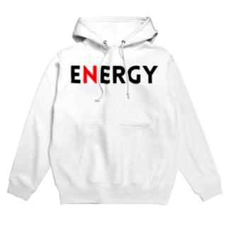 ENERGYパーカー Hoodies