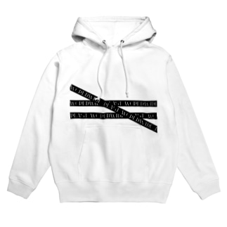Chain Graphic Hoodies