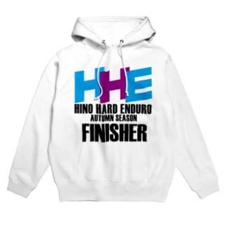 2020 HINO HARD FINISHER Hoodies