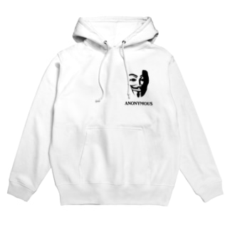 ANONYMOUS Hoodies