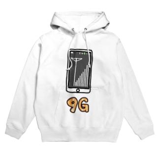 9G(ナインジー) Hoodies