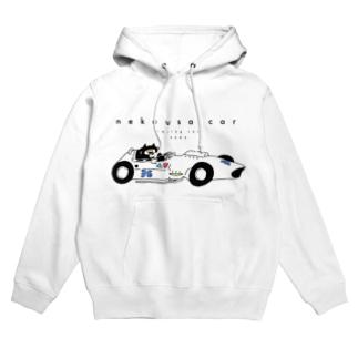 レーシングカー Hoodies