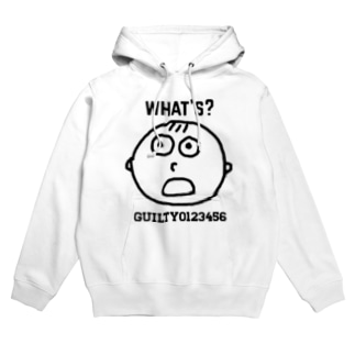 guiltyグッズ Hoodies