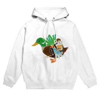 カモネギマスターの雑貨とグッズTシャツ Hoodies