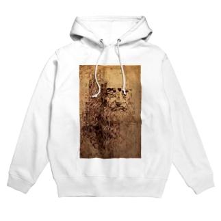 Leonardo da Vinci Hoodies