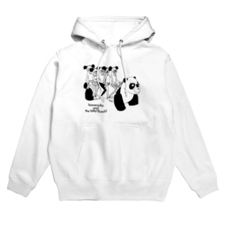 N and the Wild Bunch! Hoodies