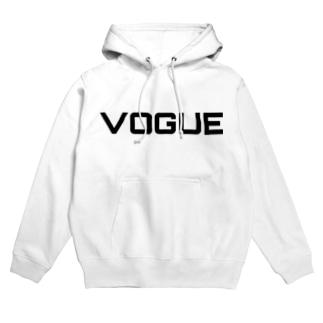 VOGUE Hoodies