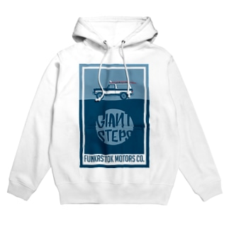 BLAZER GIANT STEPS Hoodies