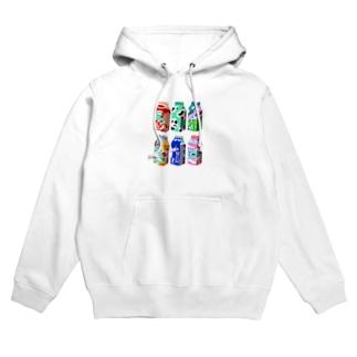 momo牛乳 Hoodies