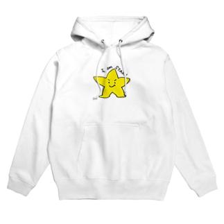 I am star! Hoodies