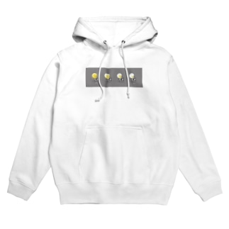 苔ttish!! feat.|neoFactoryの電飾虫 Hoodies