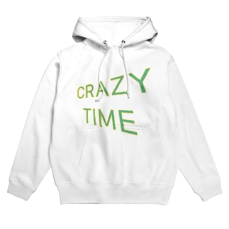 CRAZY・TIME Hoodies