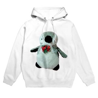 ペンギン Hoodies