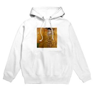グスタフ・クリムト(Gustav Klimt) / 『アデーレ・ブロッホ=バウアーの肖像 I』(1907年) Hoodie