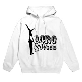 AcroYOyogis Hoodies