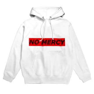 NO MERCY Hoodies