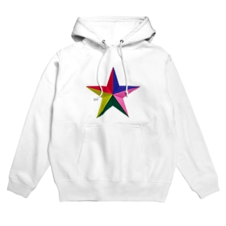 5☆Star Hoodies