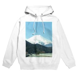 富士山 フーディ