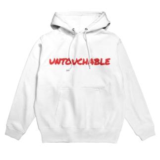 Untouchable  Hoodies