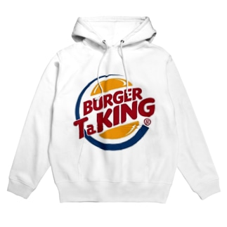 バーガーTaking Hoodies