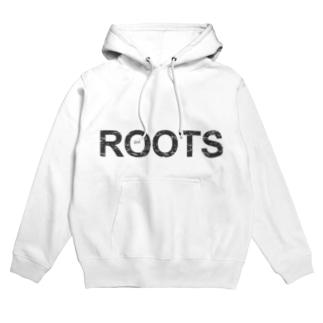 ROOTS公式 Hoodies