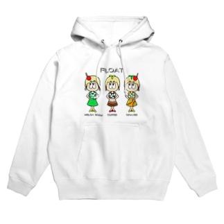 ドリンク/昭和レトロファッション Hoodie