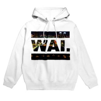WAIパーカー(トーキョー) Hoodies