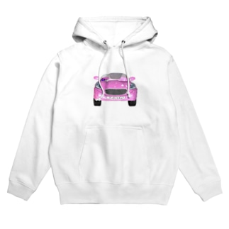 my pink car🚘 Hoodies