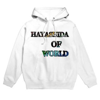 HAYASHIDA _OF_WORLD Hoodies