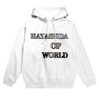HAYASHIDA_OF_WORLD Hoodies