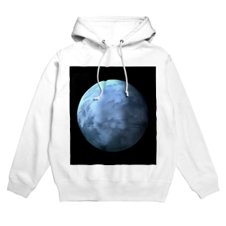 Globe18/For a round heart  Hoodies