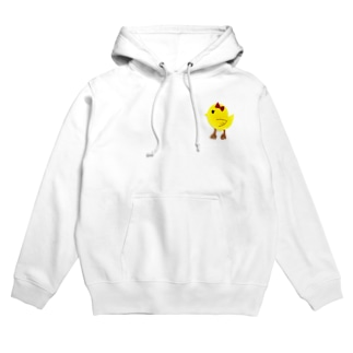 ひよこGOD Hoodies