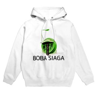 BOBA SIAGA Hoodies