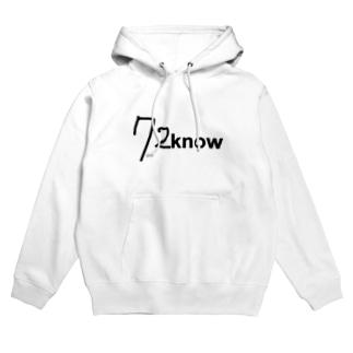 72know Hoodies