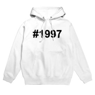 #1997 Hoodies