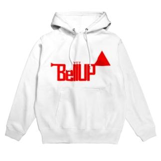 BellUP(ベラップ) Hoodies
