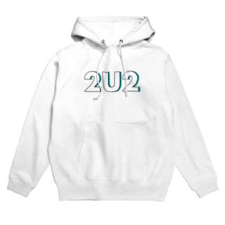 2U2(梅雨憂鬱) Hoodies