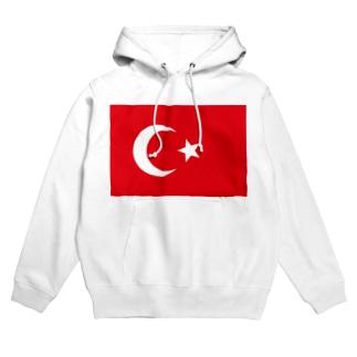 オスマン帝国 Hoodies