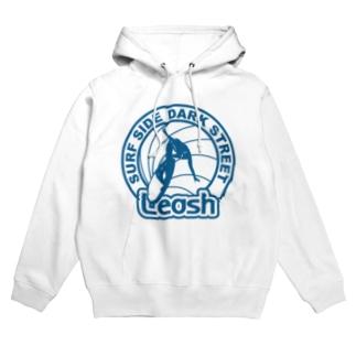 LEASH Hoodies