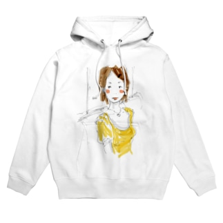 GIrls & Sketch 001 Hoodies