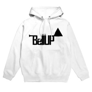 BellUP -black- Hoodies
