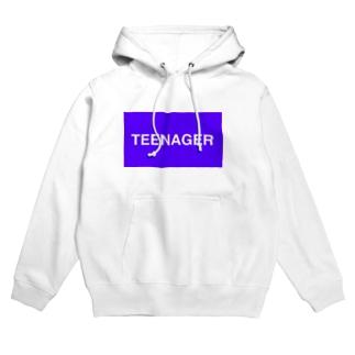 TEENAGER Hoodies