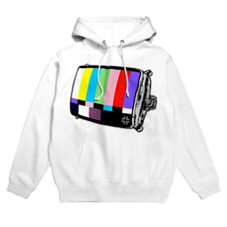 CRT MONITOR Hoodies