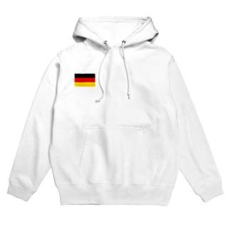 ドイツ国旗 Hoodies