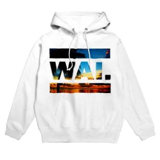 WAIパーカー(ビーチ) Hoodies