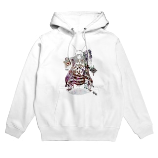 Insect boy Hoodies