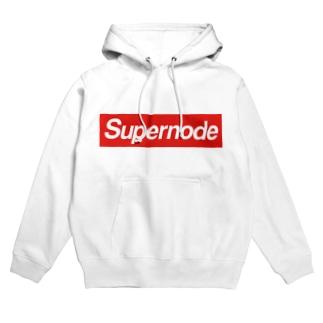 Supernode Hoodies