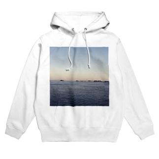 海と空 Hoodies