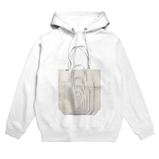 Bag In Bag Hoodies