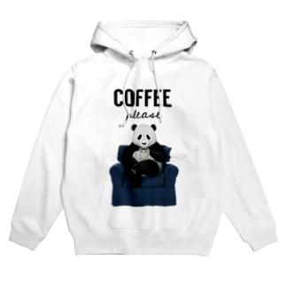 COFFEE please Hoodies